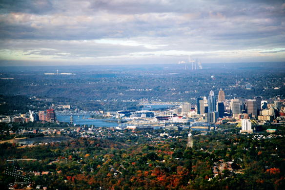 Tri-State Areal Photo