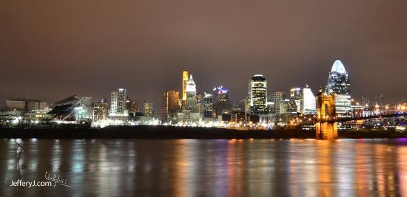PBS and the Cincinnati Skyline