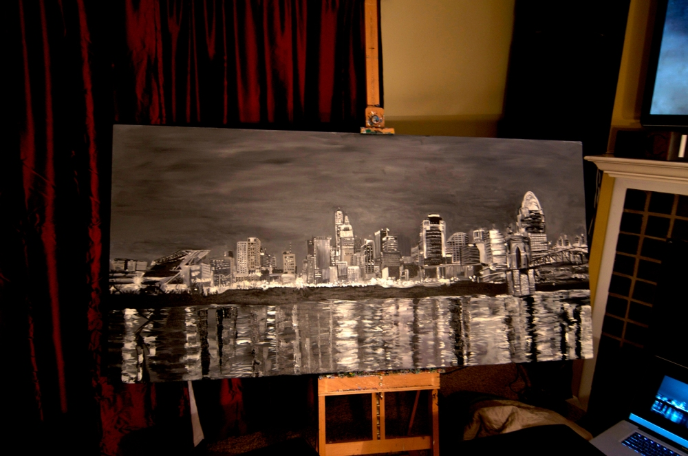 Cincinnati Panoramic | JJCD Collaborations™ 35