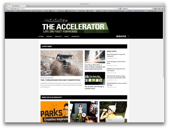 TheAccelerator
