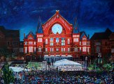 Lumenocity | 2014 acrylic on canvas ~SOLD