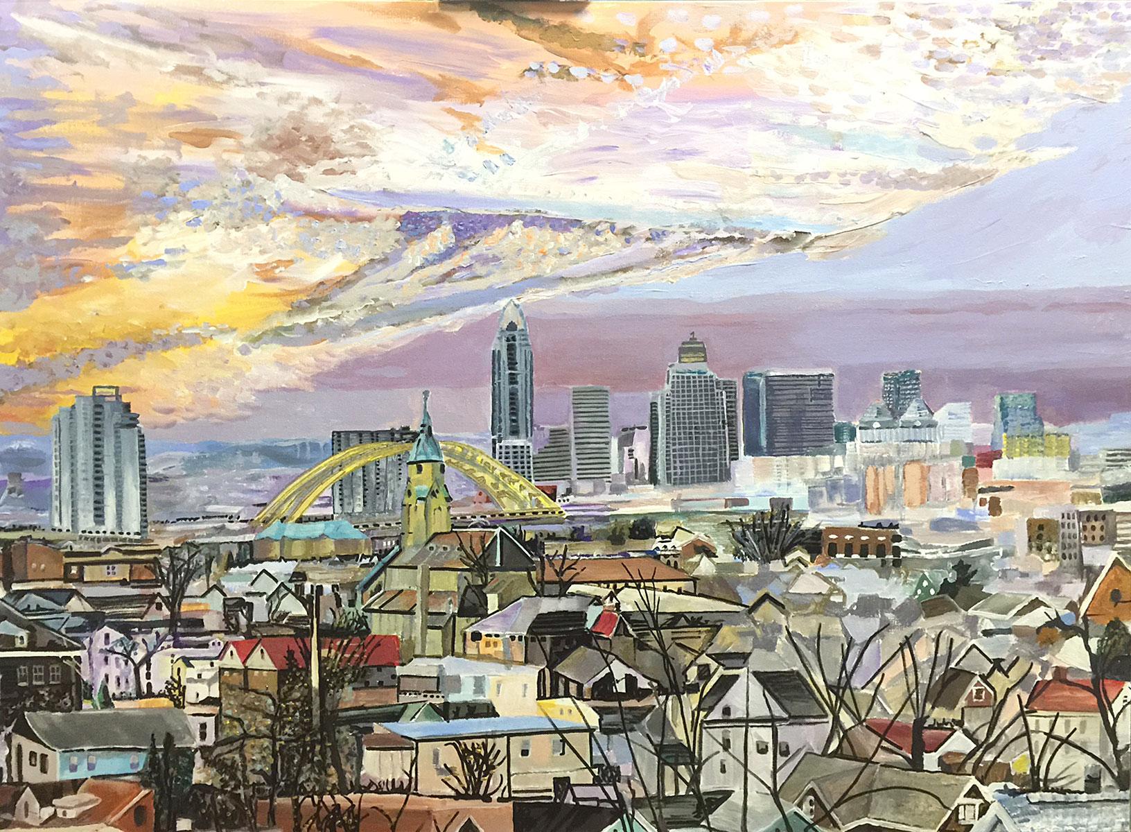 Sacred View of Cincinnati