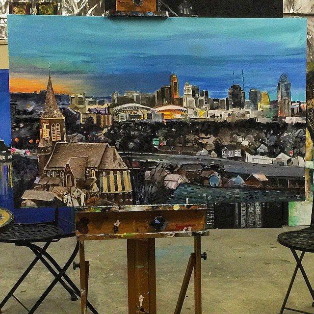 St. Johns and Cincinnati