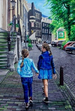 """Sisterly Love, Amsterdam 
